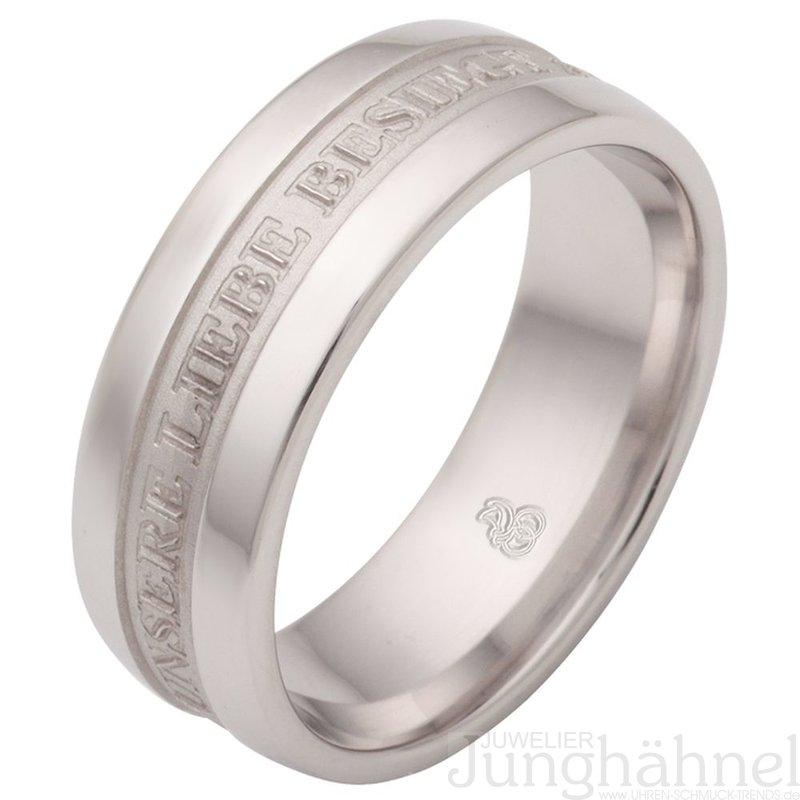 Partnerring, Silber - Juwelier Junghähnel 05e90869a6
