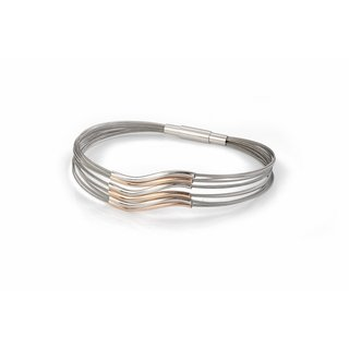 Yo Design Armband - Kollektion Wave Rose